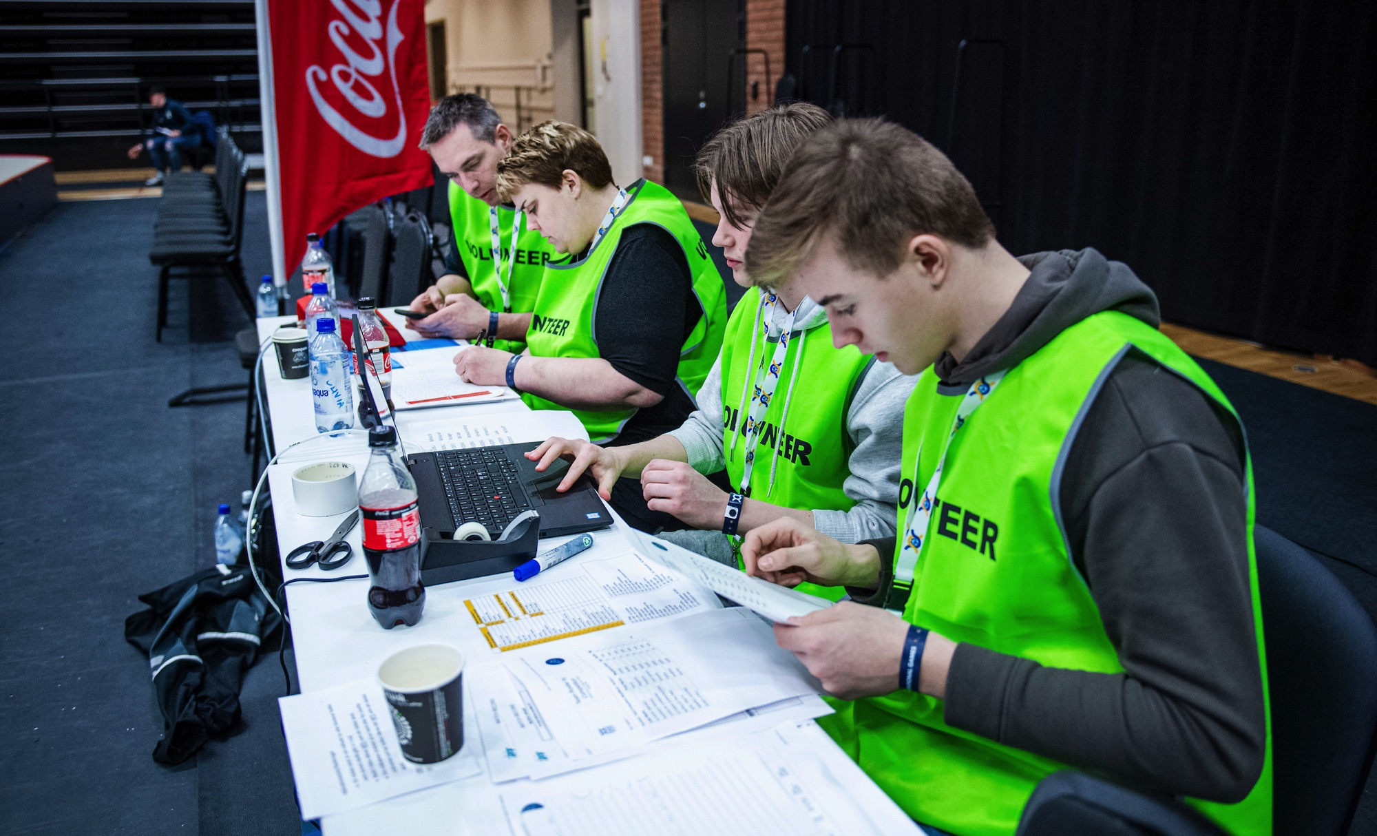 A First in Floorball: Sports Data is Making its way into Special Olympics Competitions